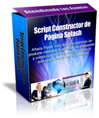 splash page builder software